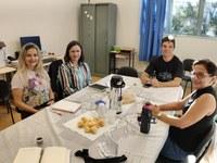CPA realiza reunião ordinária e reunião com vice-reitor